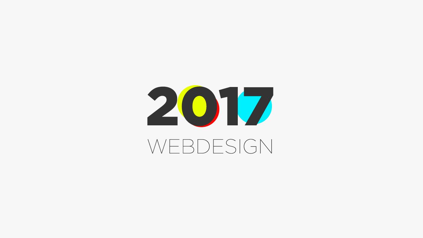 Webdesign trendek melyek dominálni fognak 2017-ben