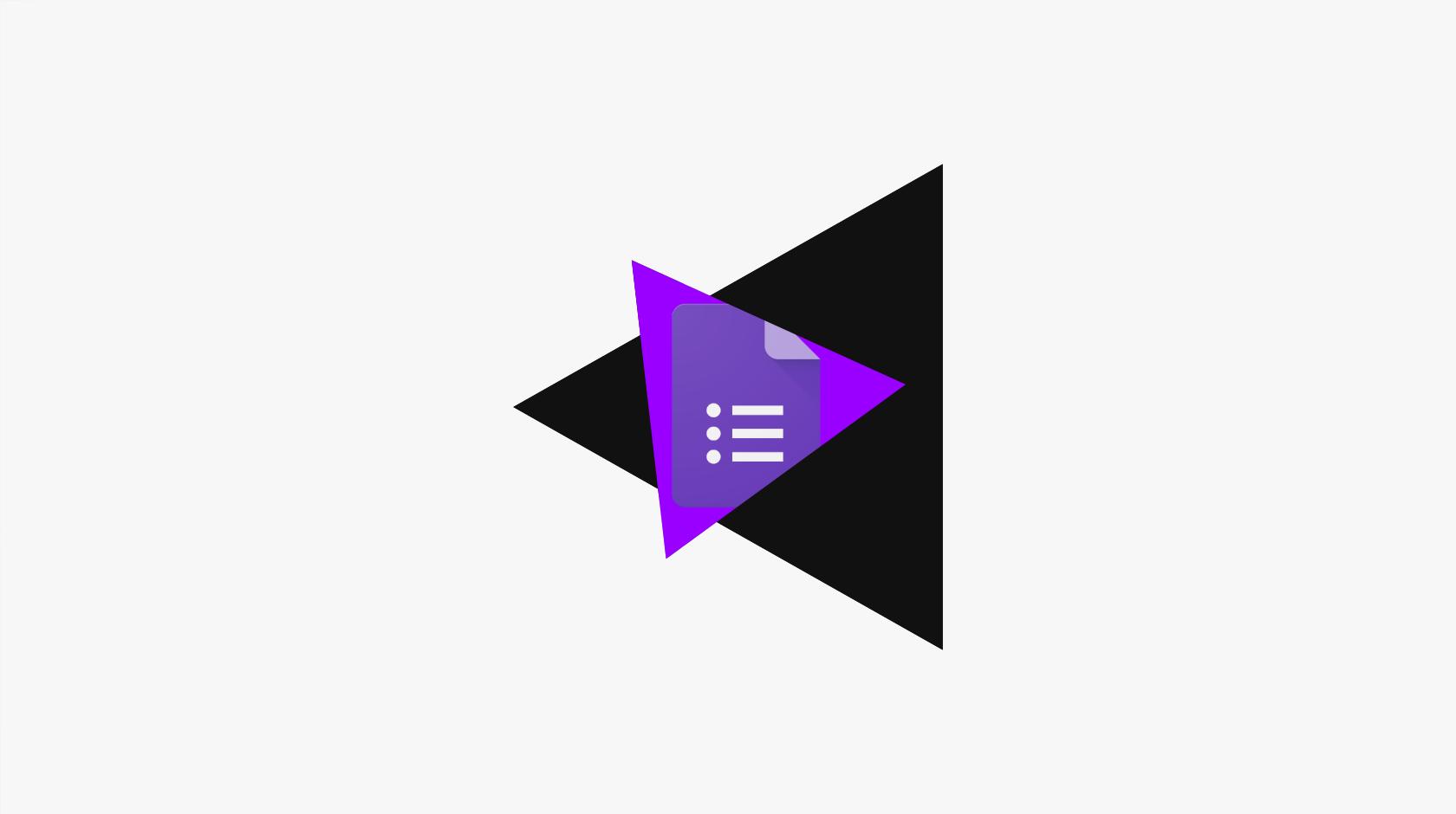 Google Űrlapok készítése és szerkesztése egyszerűen