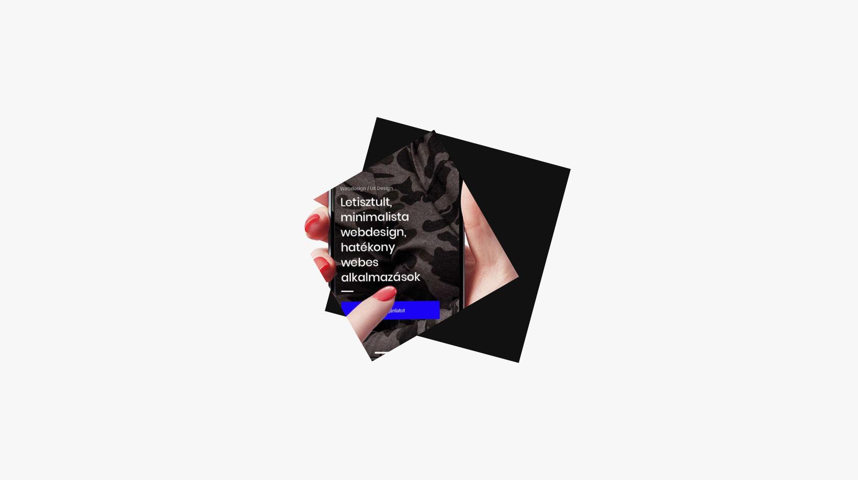 Mobilbarát weboldal tervezés és készítés hatékonyan