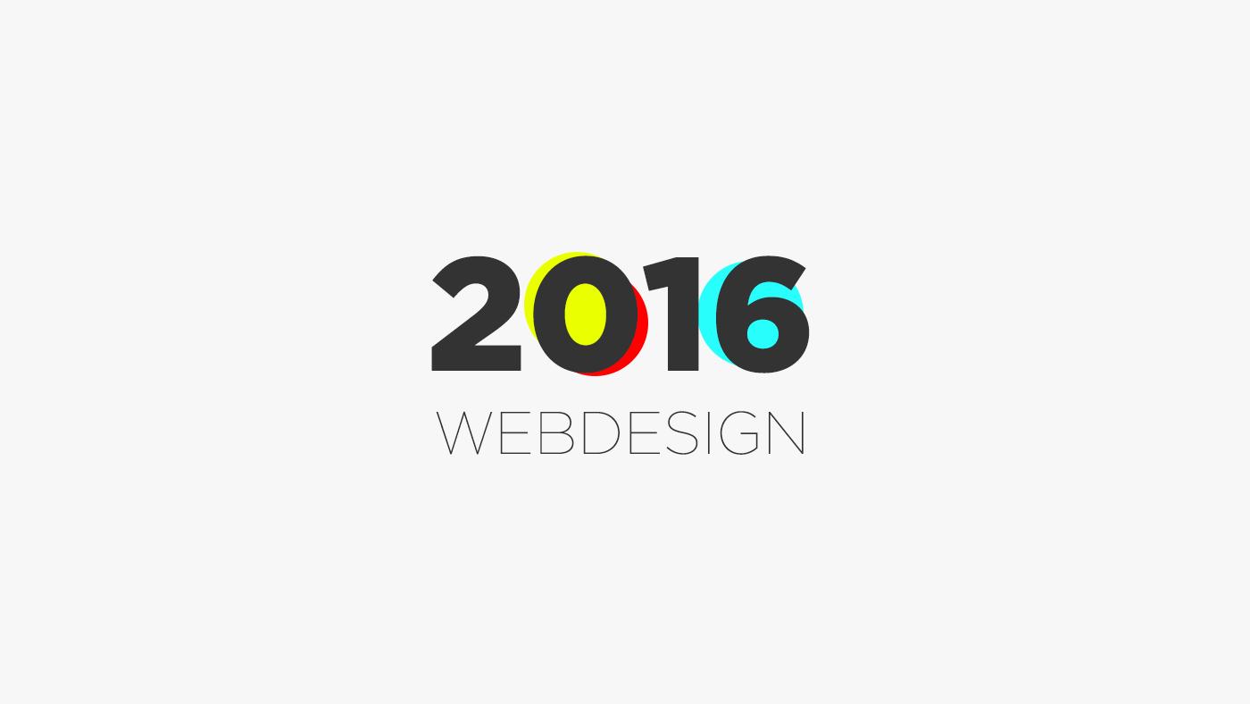 Webdesign trendek melyek dominálni fognak 2016-ban