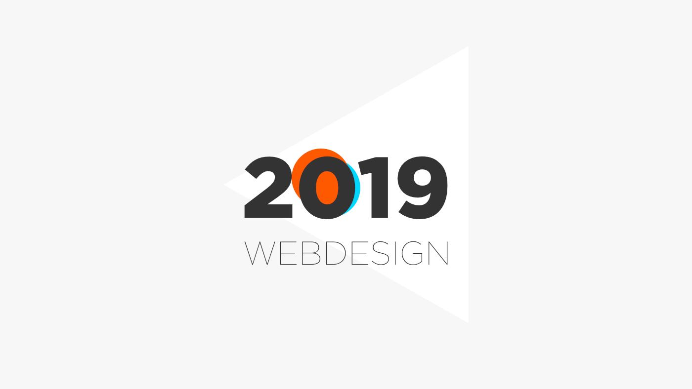 Webdesign trendek melyek dominálni fognak 2019-ben