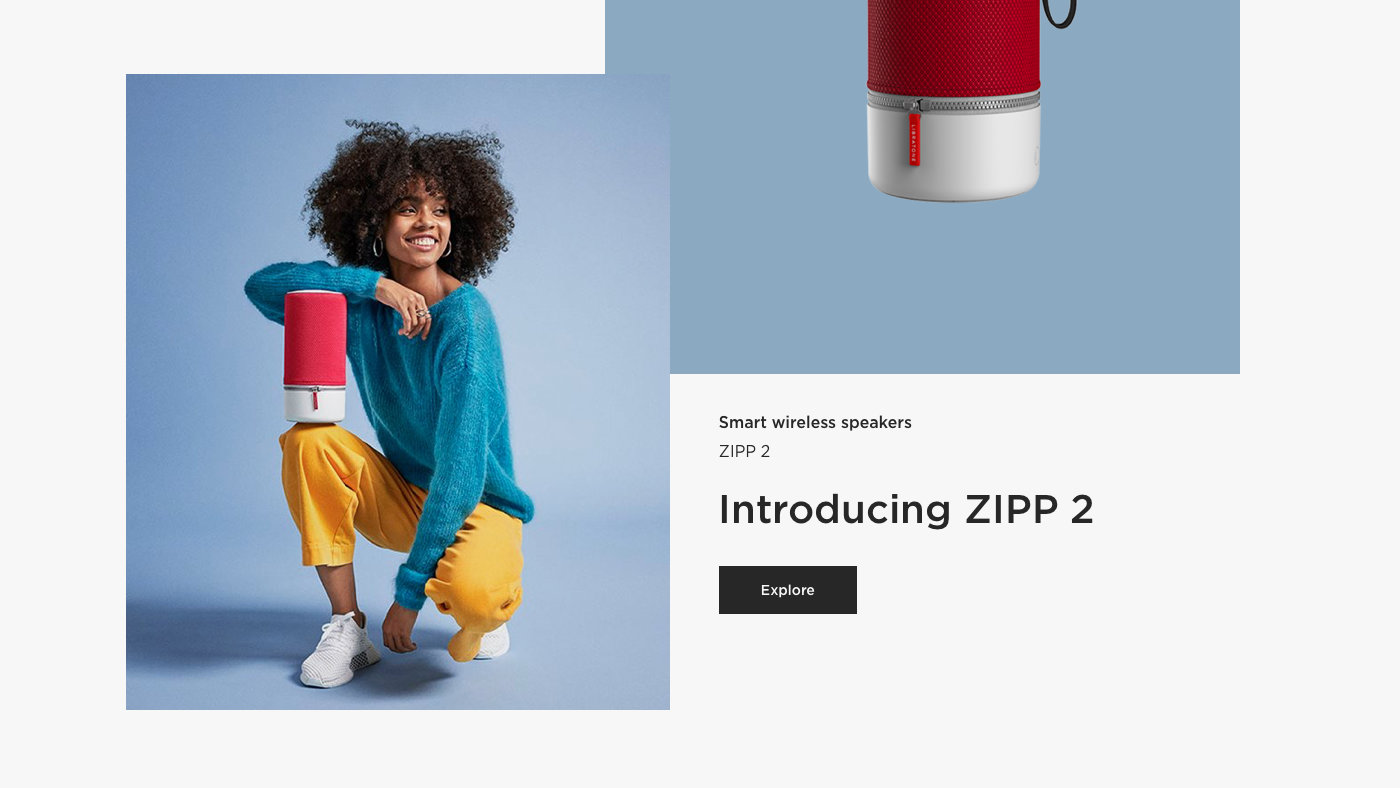 Webdesign trend 2019