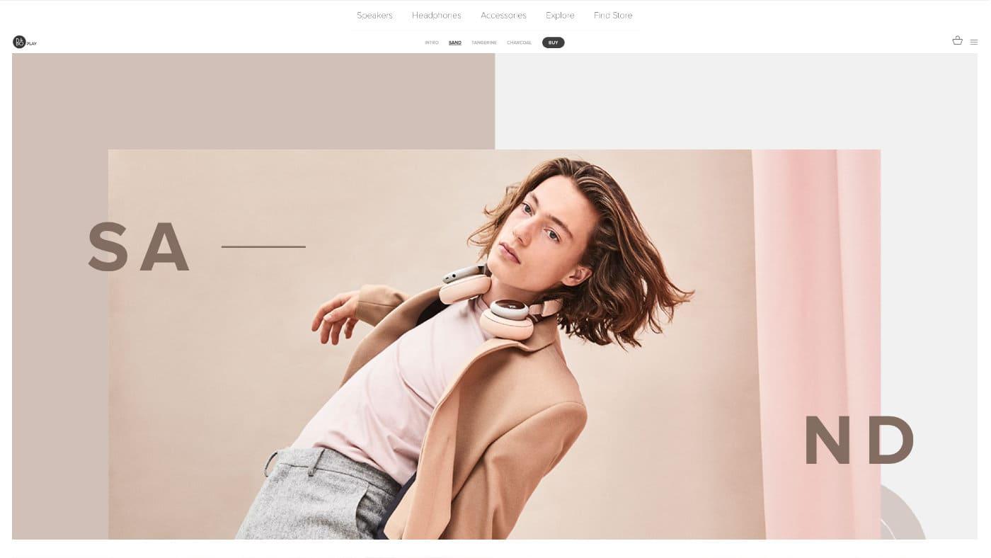 Webdesign trendek 2018