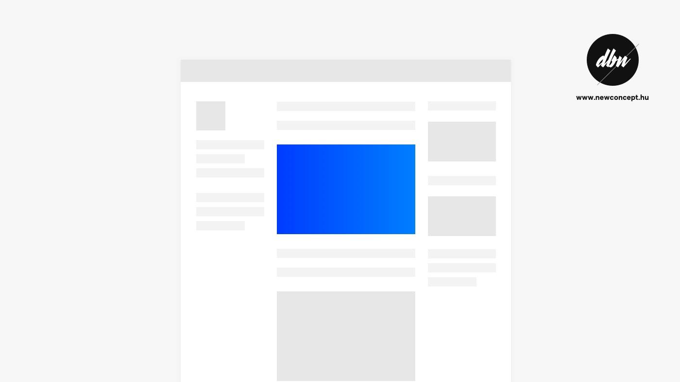Facebook hírfolyam hirdetés képméret