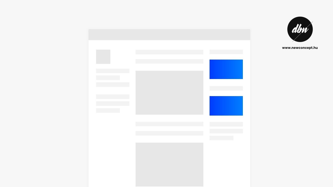 Facebook Jobb oldali oszlop hirdetés képméret