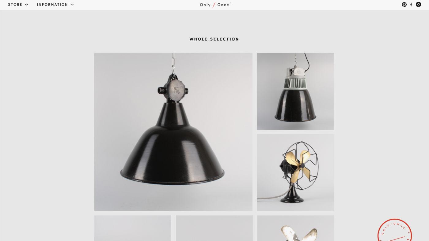 Webáruház tervezés, egyedi webáruház design UX szempontok alapján
