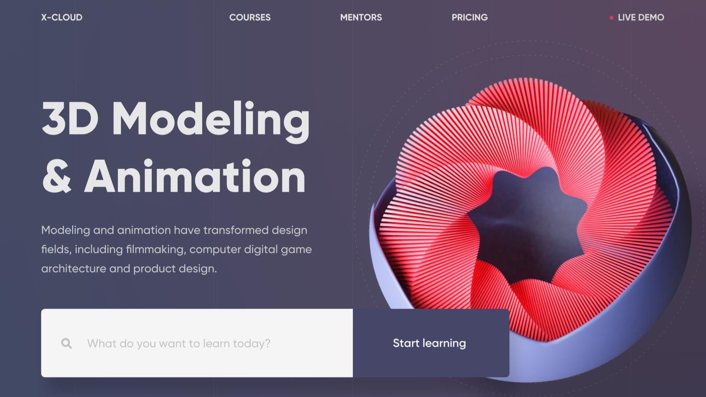 Webdesign trendek 2020