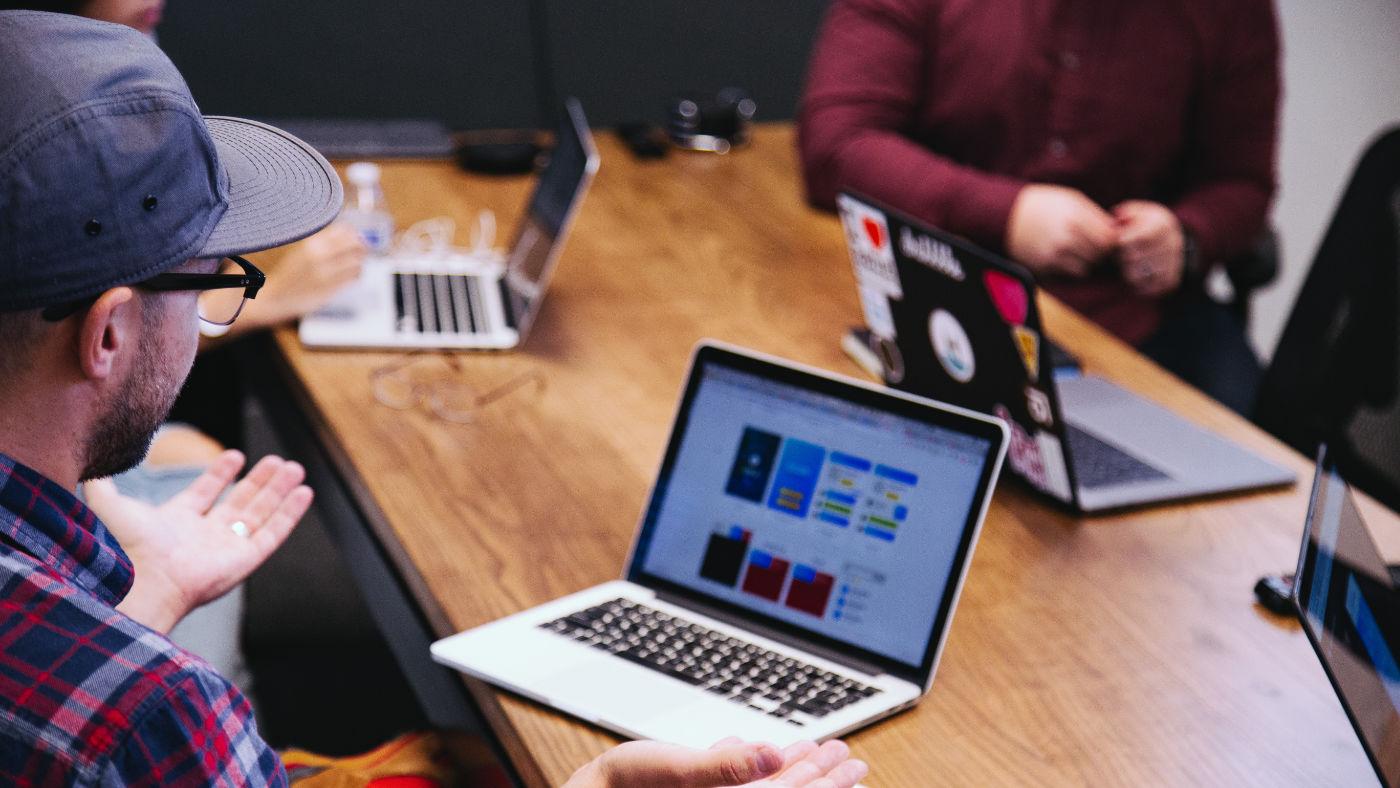 Webdesigner, webgrafikus